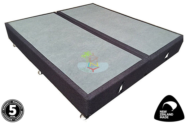 SleepMax# Mattress Base | King | Charcoal color