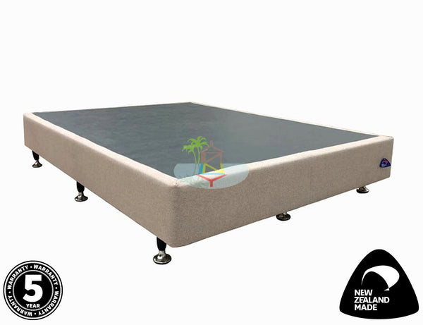 SleepMax# Mattress Base | Queen | Beige color