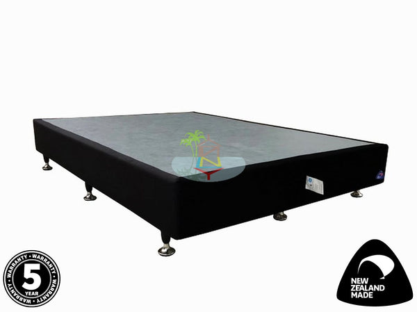 SleepMax# Mattress Base | Queen | Black color