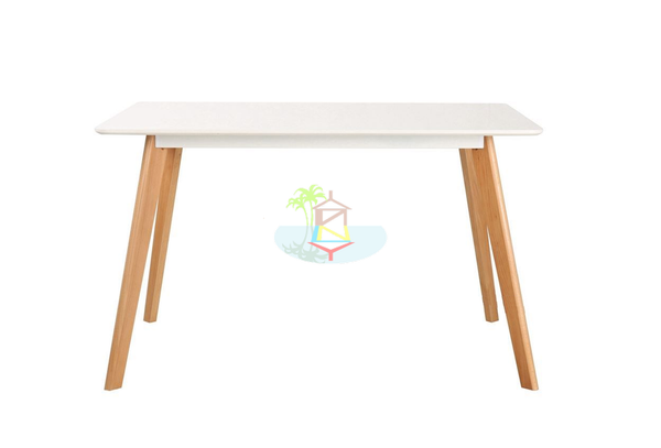 Sonia# Dining Table | White color