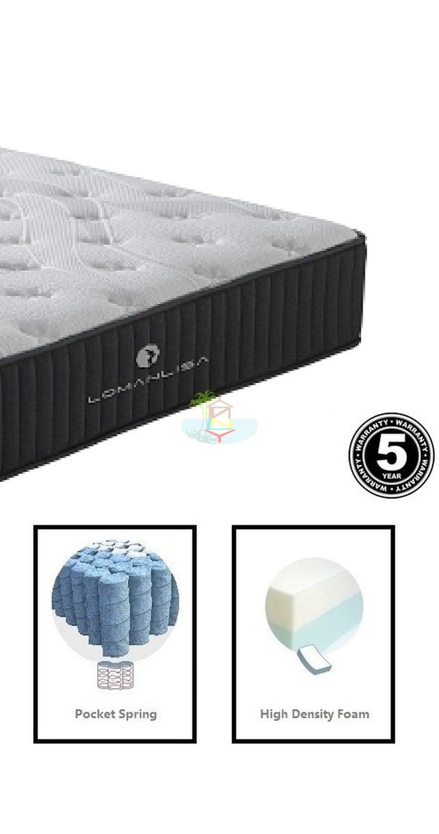 Extra Firm Pocket spring Mattress | Model XF.Pkt