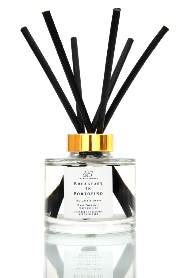 ELINOR SOPHIA | WHY SOY REED DIFFUSERS ?