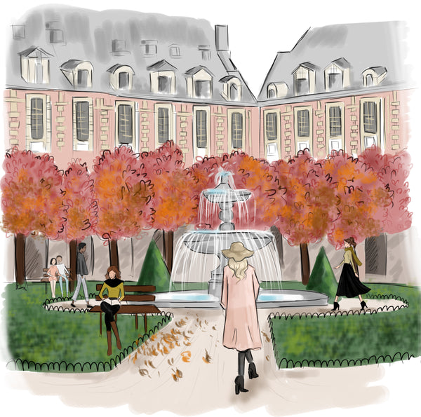 JOURNAL ENTRY | AUTUMN IN PARIS, CHAPTER 2