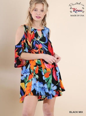 Pretty Tulips dress