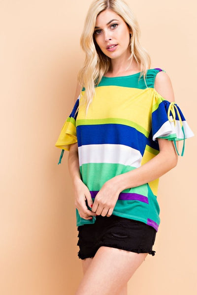 Stripes Fun Top