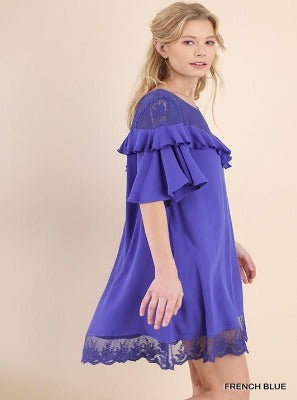 Love The Ruffle Dress