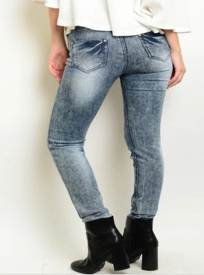 Denim Washed Jean