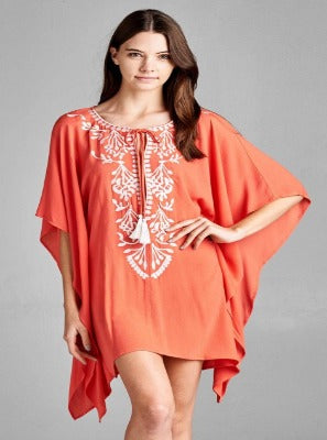 Lacey Love Tunic