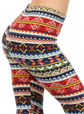 Multi Hues Leggings