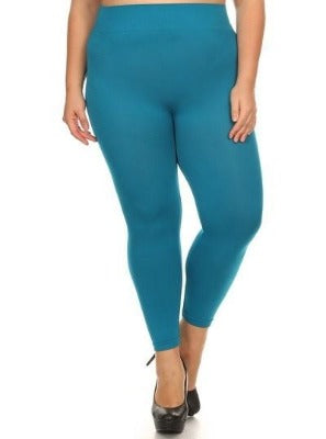 PLUS Ankle Length Leggings