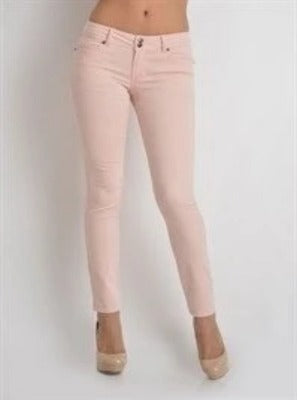 Hyper Stretch Dusty Rose Pants