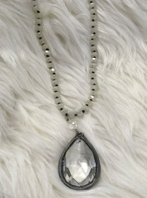 KB TearDrop Necklace