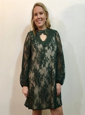 Andree Hunter Lace Dress