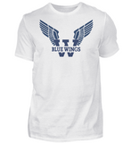 BlueWings_Original_lower_Wings  - Herren Shirt