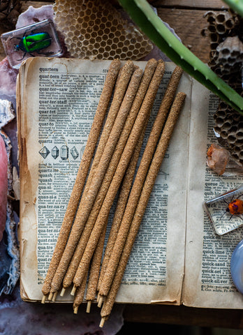 Palo Santo Wood Incense Hand rolled