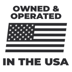 OWNED AND OPERATED IN THE USA