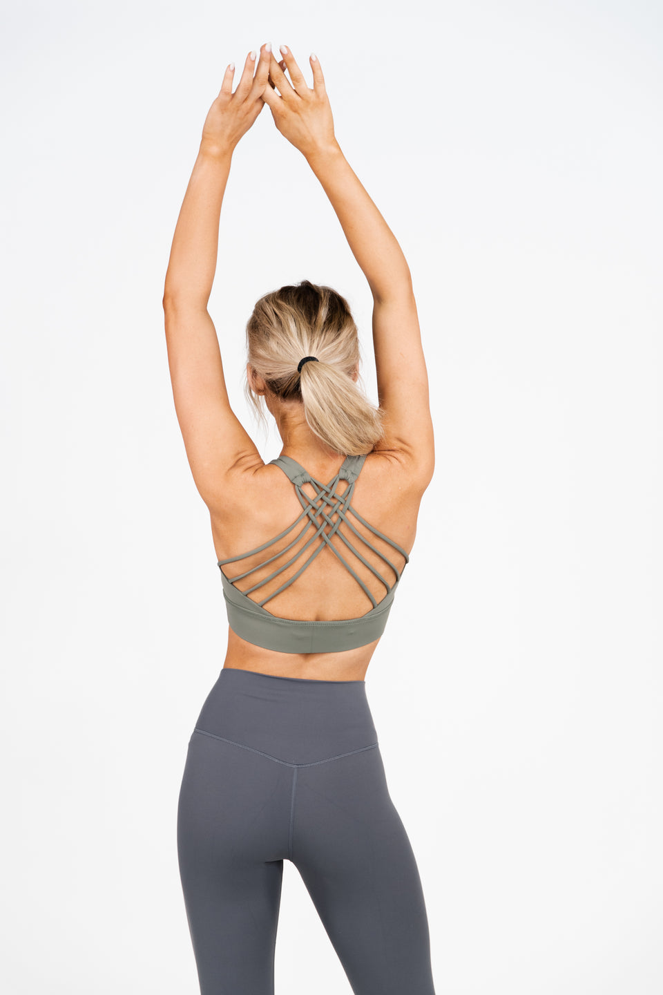 SWIFT SPORTS BRA - HAZEL