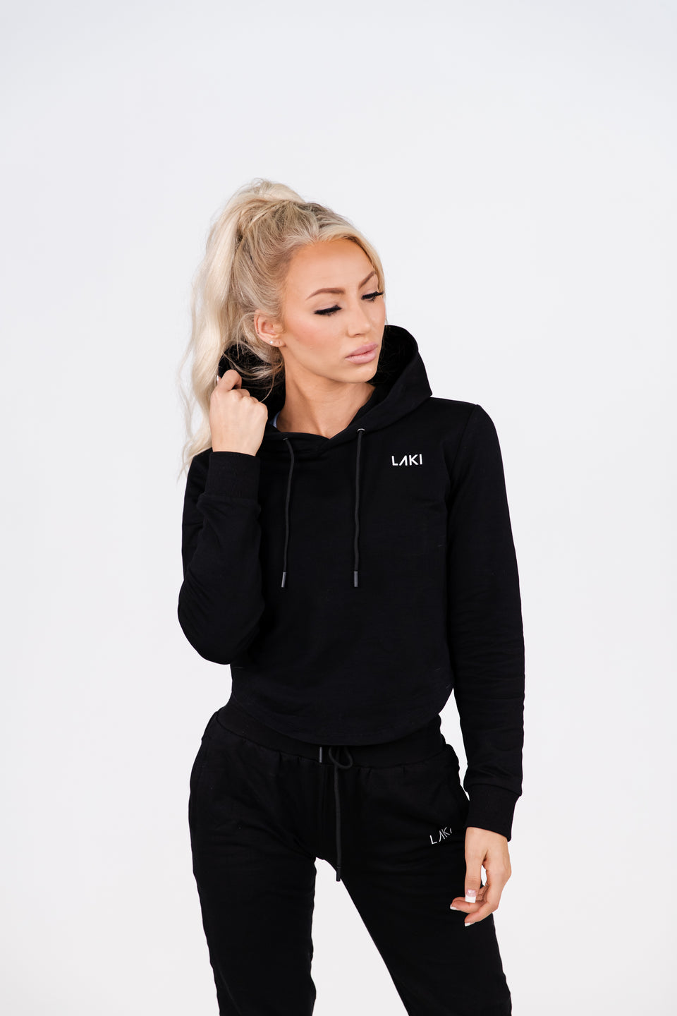 ALTA DROP-CUT HOODIE - MIDNIGHT