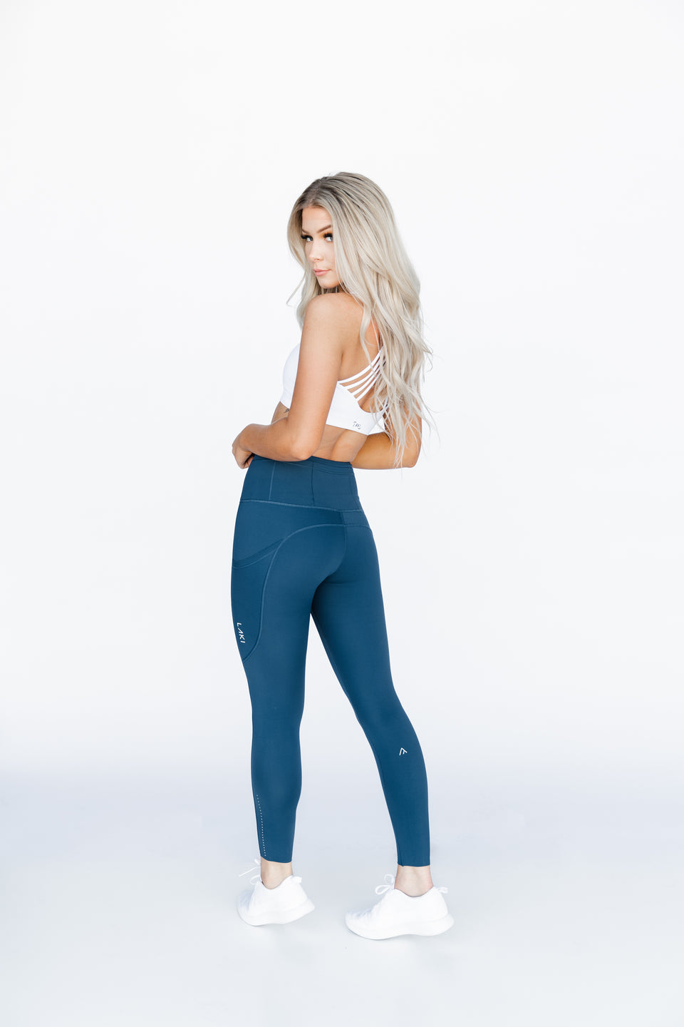 OLD ARK ii LEGGING - SKY