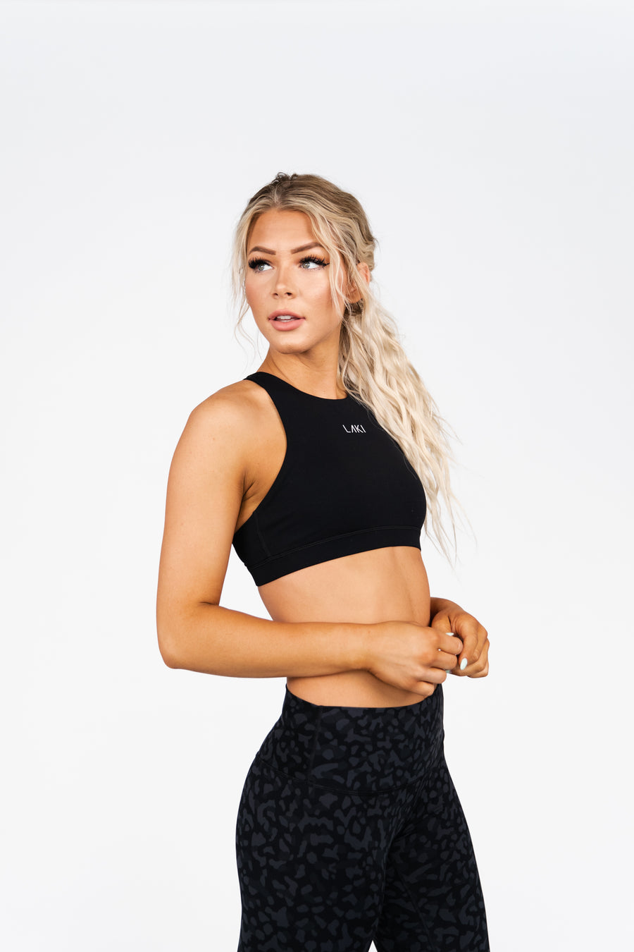 ATHENA SPORTS BRA- MIDNIGHT