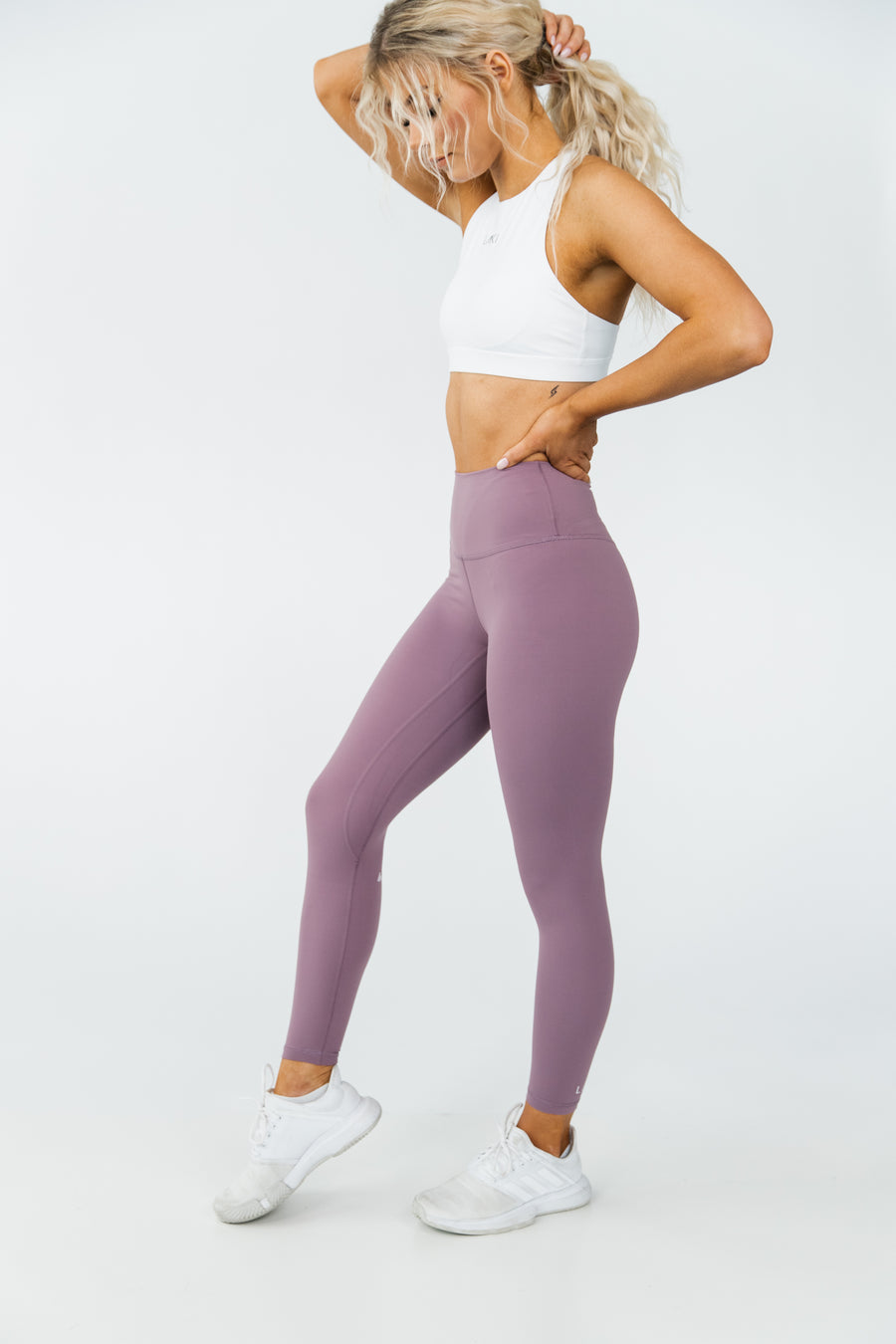 LEGACY ii LEGGINGS - ROSE