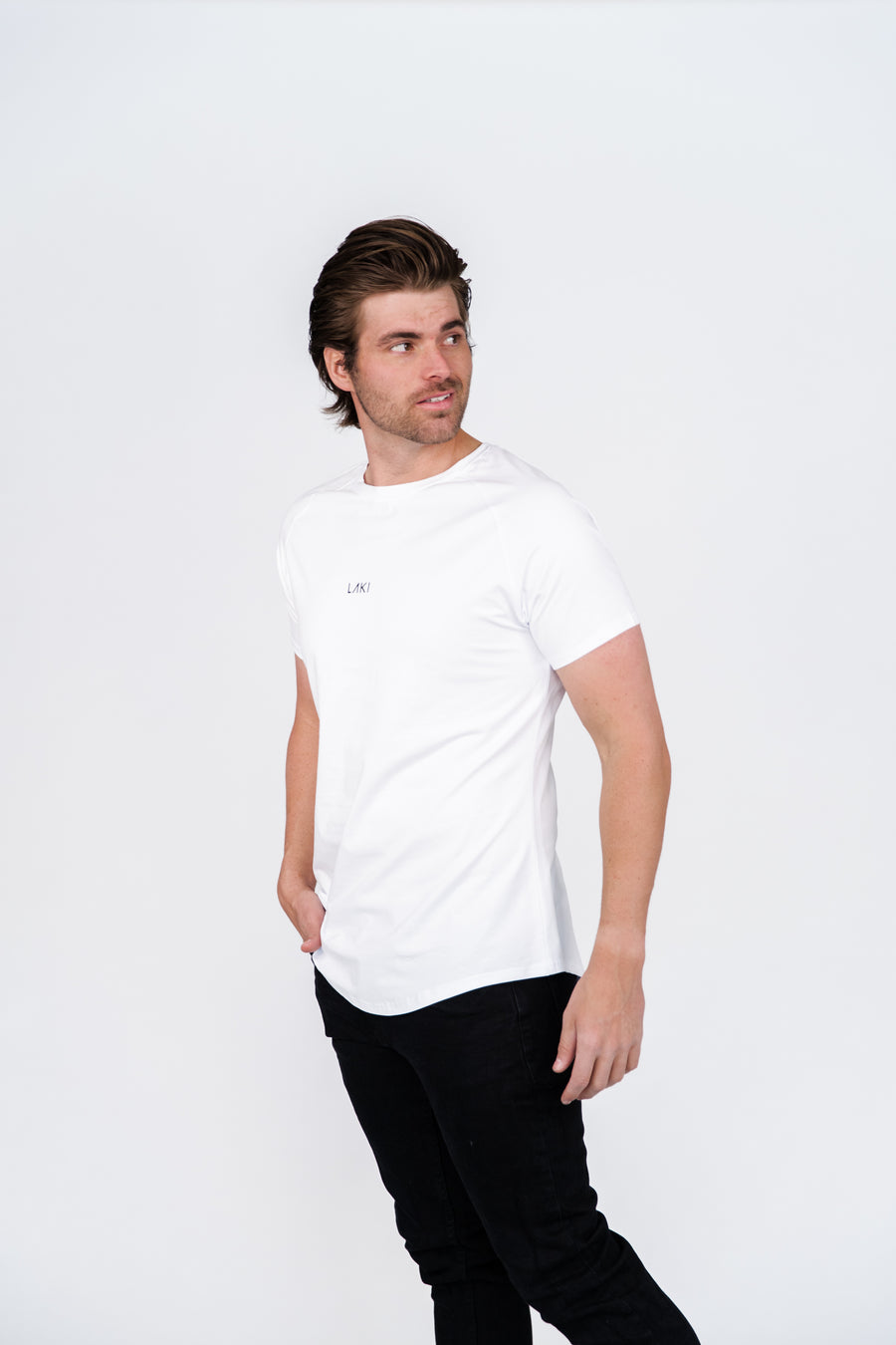 FOUNDATION T-SHIRT - FROST