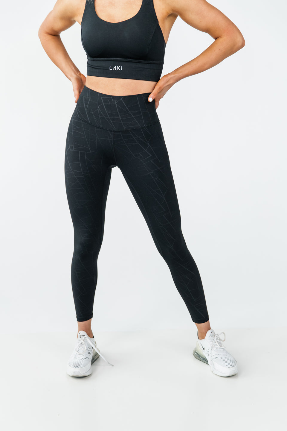 GEO LEGACY LEGGINGS - MIDNIGHT