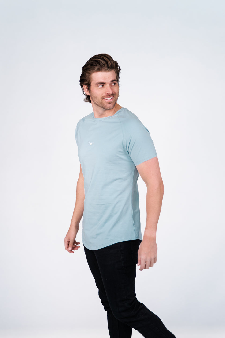 FOUNDATION T-SHIRT - ARCTIC