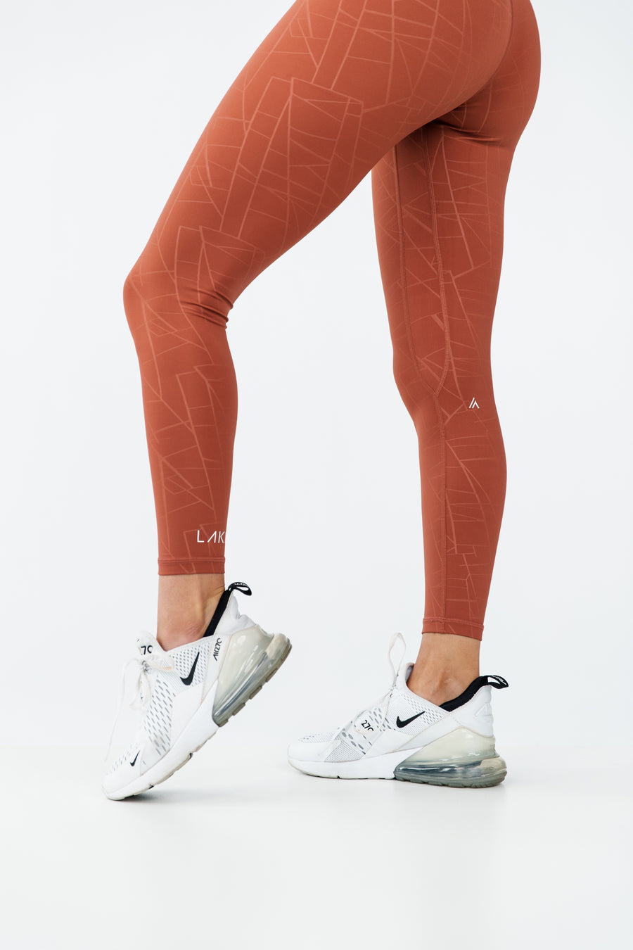 GEO LEGACY LEGGINGS - AMBER