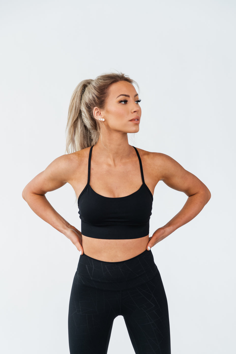 SALE FREYA SPORTS BRA- MIDNIGHT