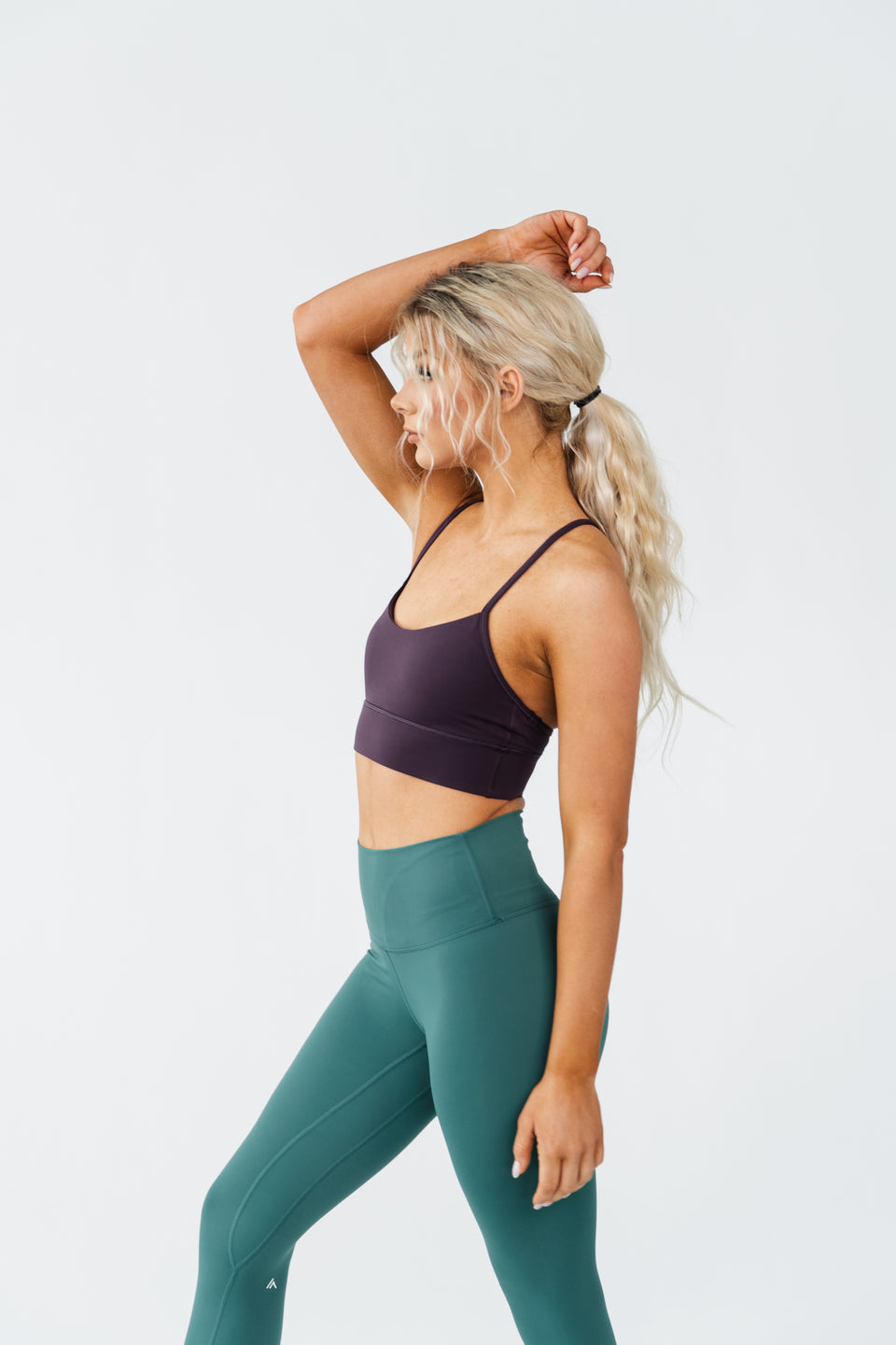 SALE FREYA SPORTS BRA - MAUVE