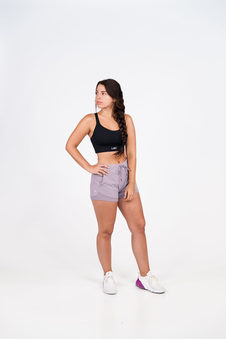 SWIFT SHORTS - LILAC