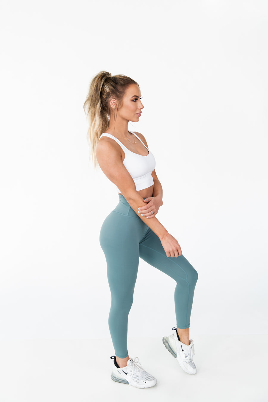 LEGACY ii LEGGINGS - STEEL