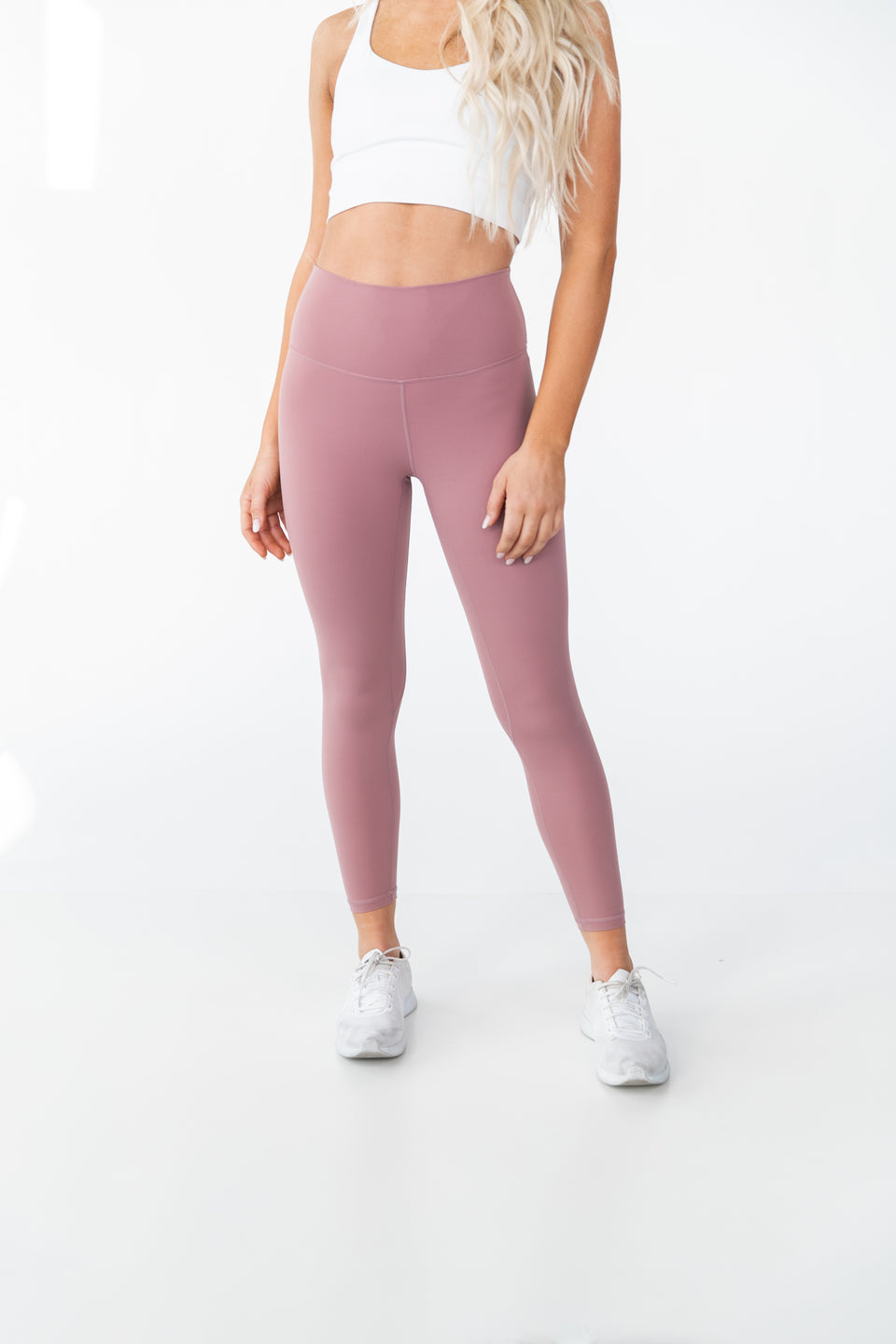 LEGACY ii LEGGINGS - PEACH