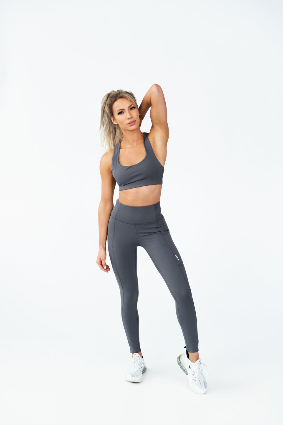 ARK LEGGING - ASH