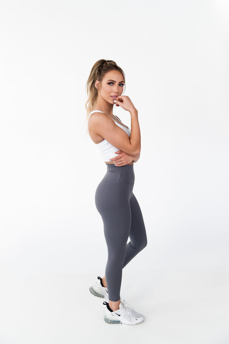 LEGACY ii LEGGINGS - ASH