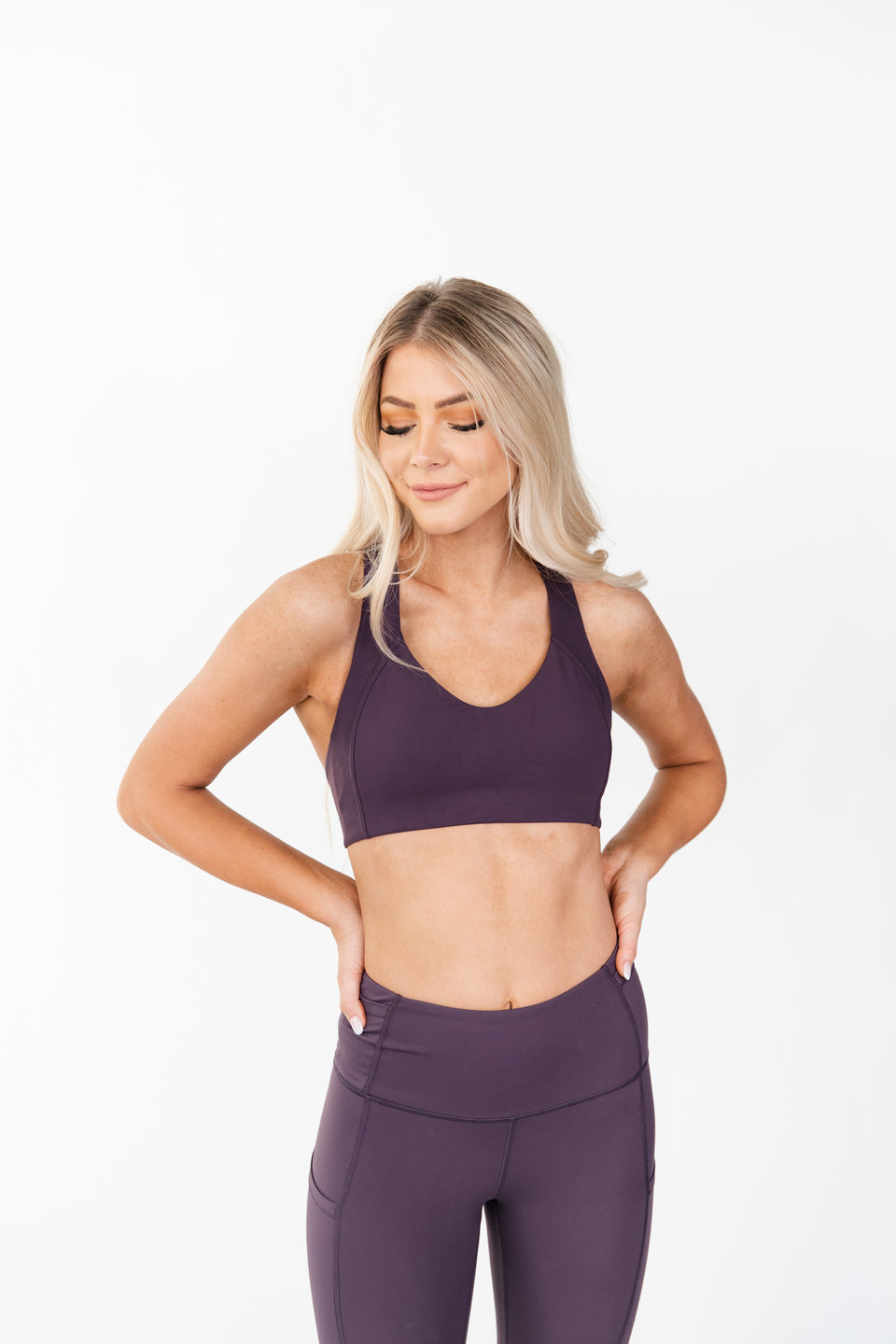 SALE ARK ii SPORTS BRA - IMPERIAL