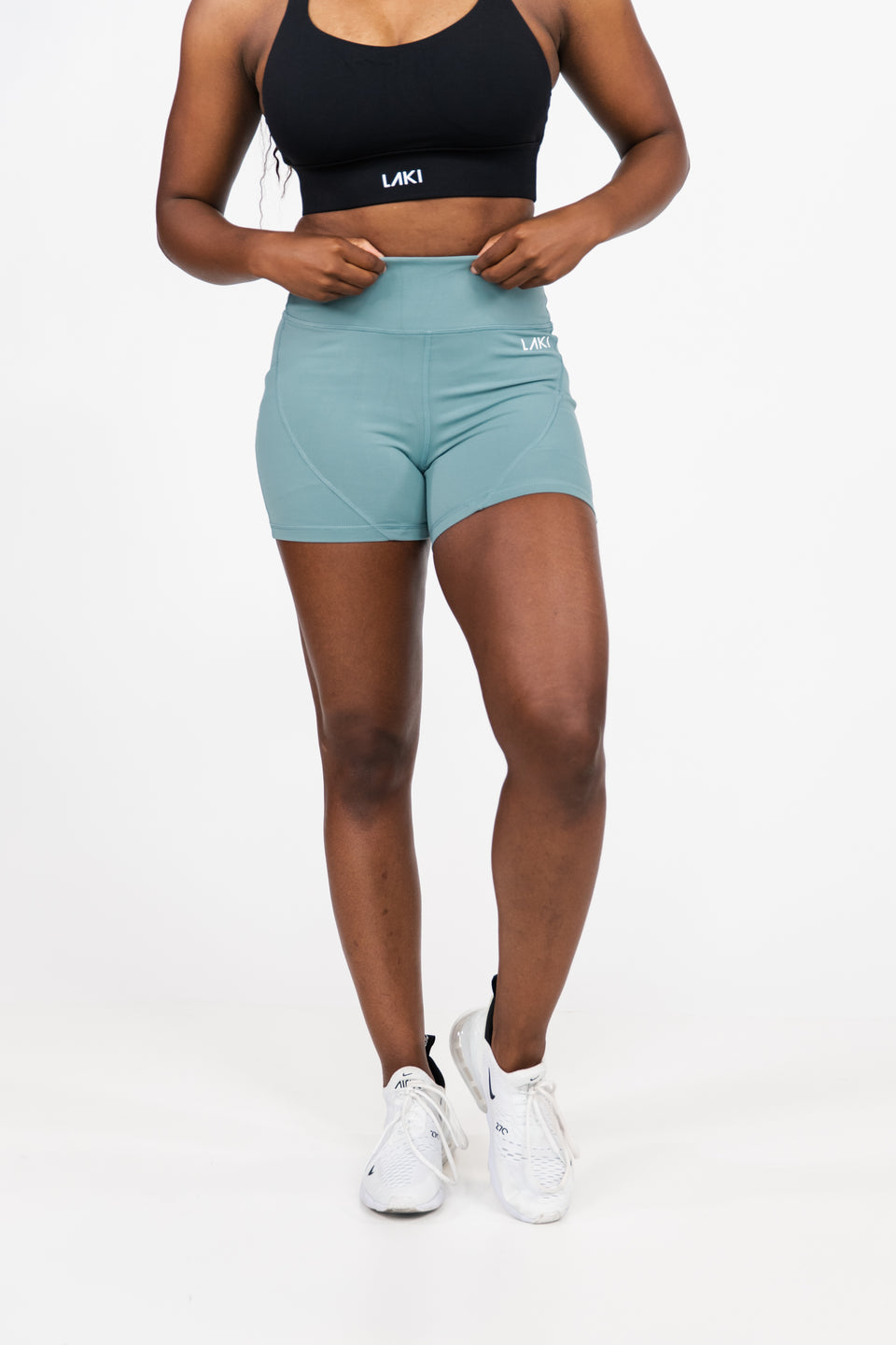 ELEVATE SHORTS - STEEL