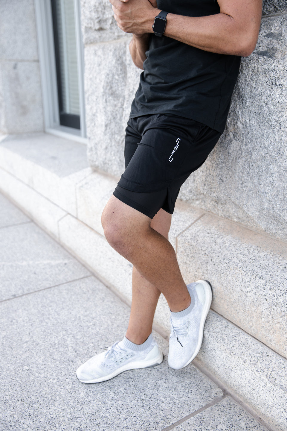 REACT SHORTS - MIDNIGHT