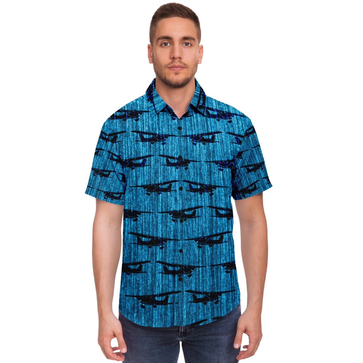 COCAINE COWBOY SHORT SLEEVE SHIRT (MENS)