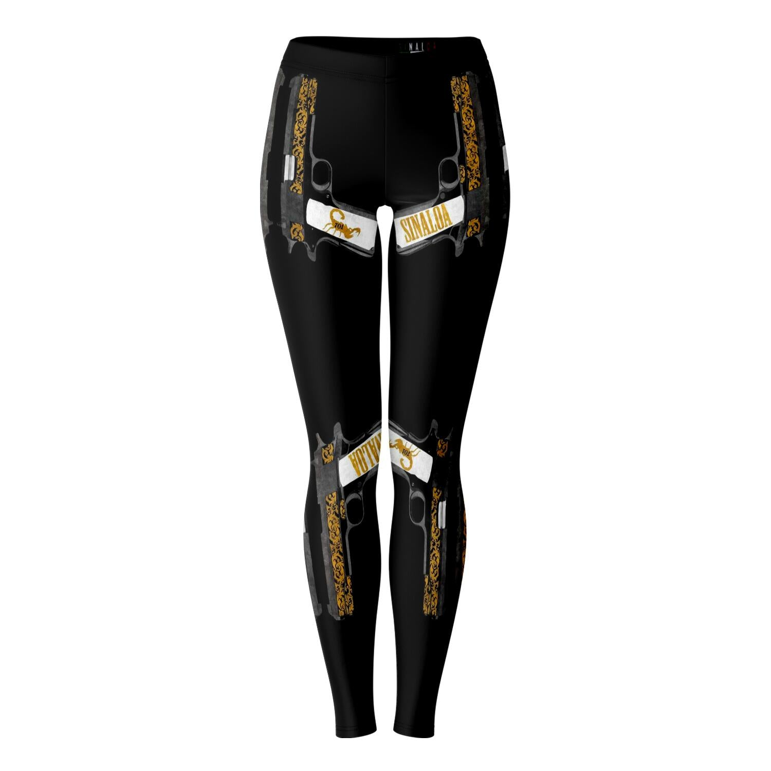 POTROS DEL JEFE LEGGINGS (LADIES)