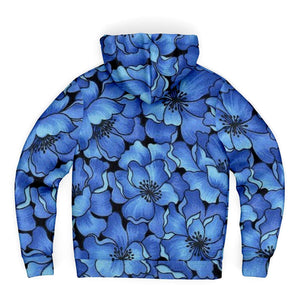 EL JEFE 701 MICRO FLEECE HOODIE (LADIES)