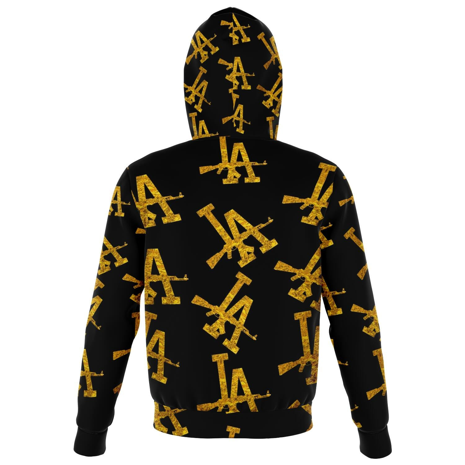SINALOA 701 LA KING ZIP UP HOODIE