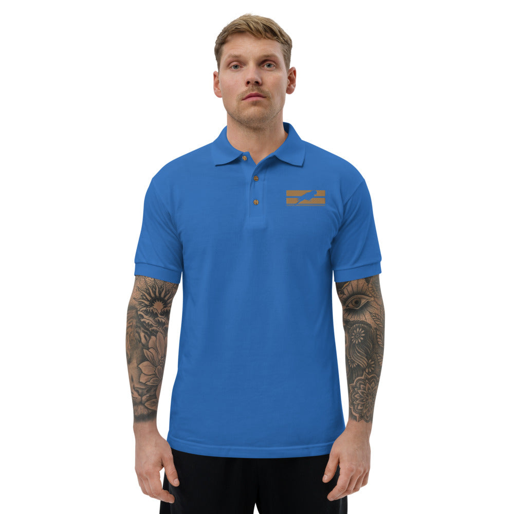 PERICO EMBROIDERED POLO SHIRT