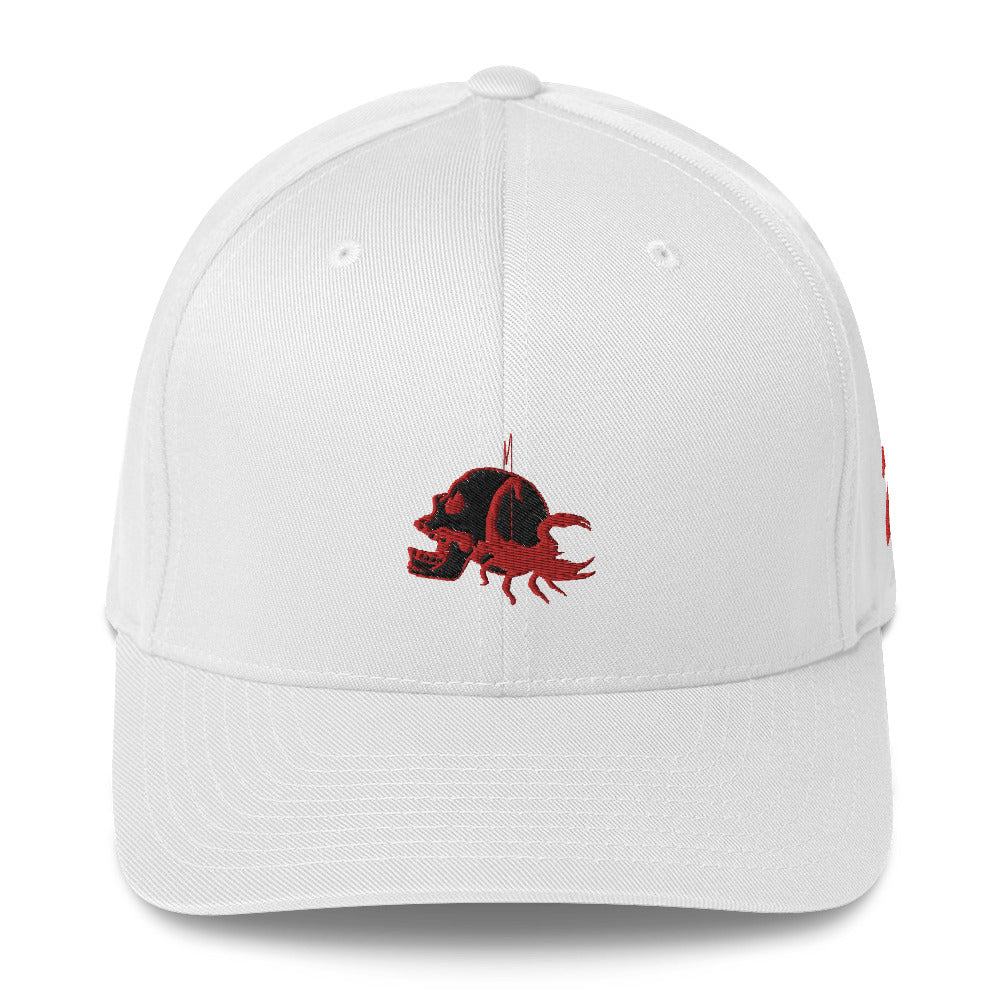 701 EMBROIDERED FLEX FIT HAT