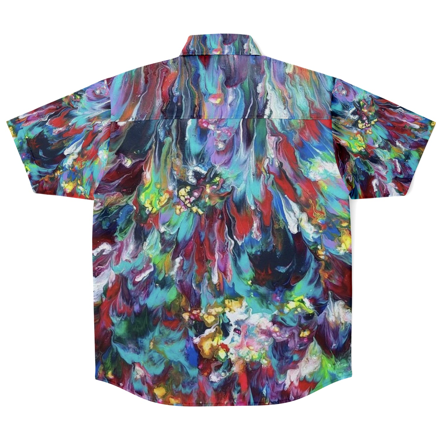 CALLE OCHO SHORT SLEEVE SHIRT (MENS)