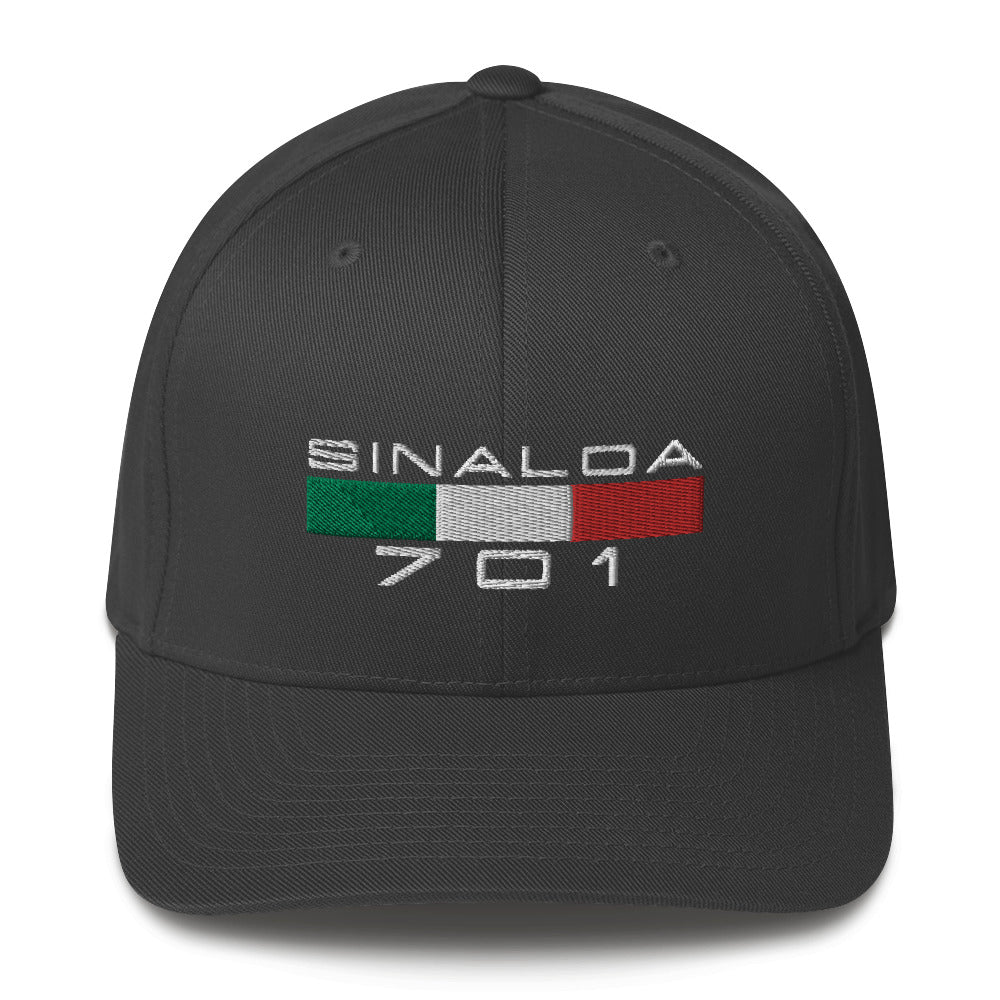 SINALOA 701 MX FLEX FIT HAT
