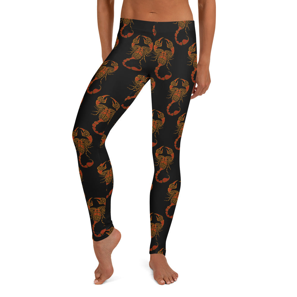 SCORPION LEGGINGS (LADIES)