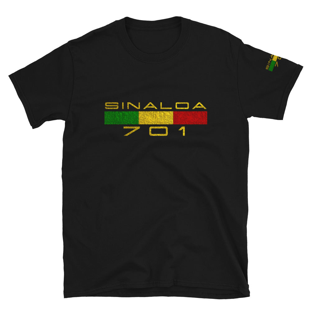 SINALOA 701 FLAG S/S SHIRT (MENS)