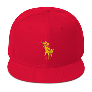 NARCO POLO SNAPBACK HAT